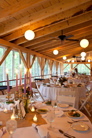 Tracey Eller Image Barn Wedding At Full Moon Resort
