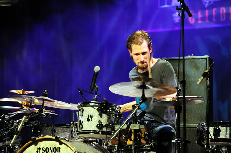 Benny Greb Master Session Drumcamp 2013