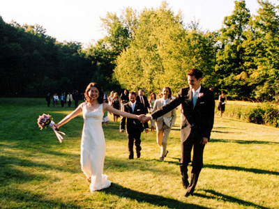 Catskill Mountain Wedding at Full Moon Resort