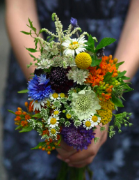 flowers-Catskill Mountain Wedding