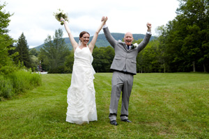 Summer Wedding- Love in the Field