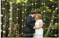 Spring wedding with Valley View Lodge at Full Moon Resort