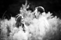 Catskills wedding couple