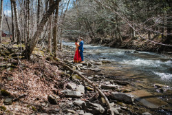Embrace, the rustic Esopus Creek