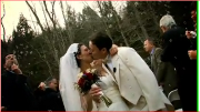 kiss-Catskill Mountain Wedding at Full Moon Resort