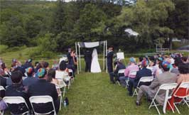 Wedding image: Ceremony