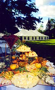 Wedding image:Big Top Party tent
